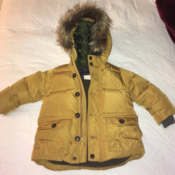 buy sale complete in specifications sale usa online Zara Baby Boy Goose Down Coat 12/18 Months